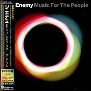 Click here for more info about 'The Enemy - Music For The People'