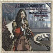 Click here for more info about 'The English Concert - J.S. Bach: 3 Concerti'