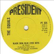 Click here for more info about 'The Equals - Black Skin Blue Eyed Boys - Solid'