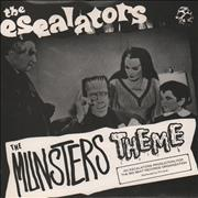Click here for more info about 'The Escalators - The Munsters Theme'