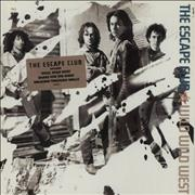 Click here for more info about 'The Escape Club - Wild Wild West - Stickered sleeve'