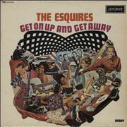 Click here for more info about 'The Esquires - Get On Up And Get Away'