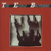 Click here for more info about 'The Everly Brothers - Born Yesterday'