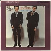 Click here for more info about 'The Everly Brothers - It's Everly Time!'