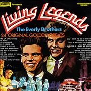 Click here for more info about 'The Everly Brothers - Living Legends: The Everly Brothers'