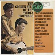 Click here for more info about 'The Everly Brothers - The Golden Hits Of The Everly Brothers'
