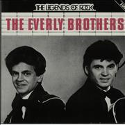 Click here for more info about 'The Everly Brothers - The Legends Of Rock'