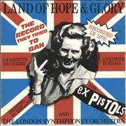 Click here for more info about 'The Ex Pistols - Land Of Hope & Glory - EX'