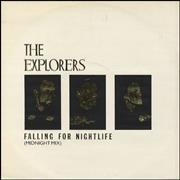 "The Explorers Falling For Nightlife UK 12"" vinyl"