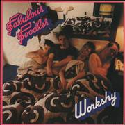 "The Fabulous Poodles Workshy UK 7"" vinyl"