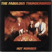 Click here for more info about 'The Fabulous Thunderbirds - Hot Number'