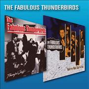Click here for more info about 'The Fabulous Thunderbirds - Powerful Stuff / Walk That Walk, Talk That Talk'