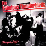 Click here for more info about 'The Fabulous Thunderbirds - Powerful Stuff - Gold promo stamped'
