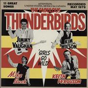Click here for more info about 'The Fabulous Thunderbirds - Girls Go Wild'
