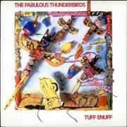 Click here for more info about 'The Fabulous Thunderbirds - Tuff Enuff'