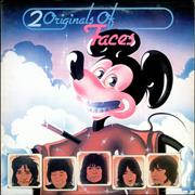 Click here for more info about 'The Faces - 2 Originals Of Faces'