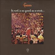 Click here for more info about 'The Faces - A Nod Is As Good As A Wink... To A Blind Horse'