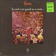 Click here for more info about 'The Faces - A Nod Is As Good As A Wink... - 1st - Sealed'
