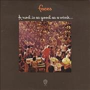 Click here for more info about 'The Faces - A Nod Is As Good As A Wink...To A Blind Horse'