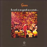 Click here for more info about 'The Faces - A Nod's As Good As A Wink... - 180 Gram + Poster'