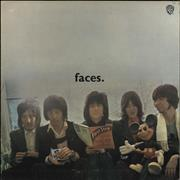 The Faces First Step - 3rd UK vinyl LP