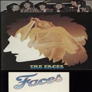 Click here for more info about 'The Faces - In Concert + Postcard Pack'