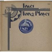 The Faces Long Player - 1st - VG UK vinyl LP