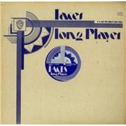 The Faces Long Player - 2nd UK vinyl LP