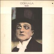 Click here for more info about 'The Faces - Ooh La La - Green Label + Poster - VG+'
