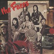 Click here for more info about 'The Faces - The Faces EP + p/s'
