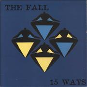 Click here for more info about 'The Fall - 15 Ways EP'