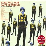 Click here for more info about 'The Fall - 50,000 Fall Fans Can't Be Wrong'