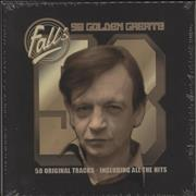 Click here for more info about 'The Fall - 58 Golden Greats'