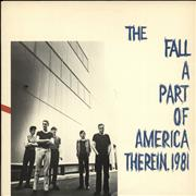 Click here for more info about 'The Fall - A Part Of America Therein, 1981'