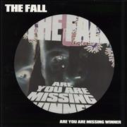 Click here for more info about 'The Fall - Are You Are Missing Winner - Numbered'