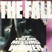 Click here for more info about 'The Fall - Are You Are Missing Winner'