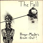 Click here for more info about 'The Fall - Bingo Masters Break Out! EP - EX'