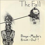 Click here for more info about 'The Fall - Bingo Masters Break Out! EP'