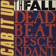 Click here for more info about 'The Fall - Cab It Up'