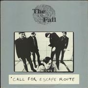 Click here for more info about 'The Fall - Call For Escape Route + Bonus 7