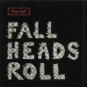 Click here for more info about 'The Fall - Fall Heads Roll'