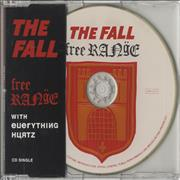 Click here for more info about 'The Fall - Free Range'