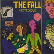 Click here for more info about 'The Fall - Grotesque - EX'