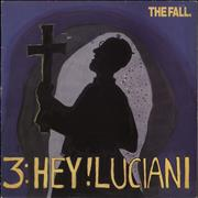 Click here for more info about 'The Fall - Hey Luciani'