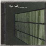 Click here for more info about 'The Fall - High_Tension_Line'