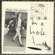 Click here for more info about 'The Fall - In A Hole - VG'