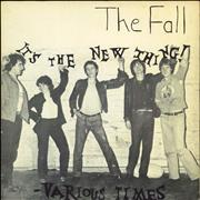 Click here for more info about 'The Fall - It's The New Thing'