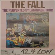 Click here for more info about 'The Fall - Perverted By Language Tour + date'