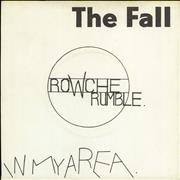 Click here for more info about 'The Fall - Rowche Rumble'