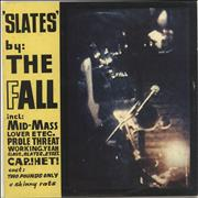 Click here for more info about 'The Fall - Slates - VG'